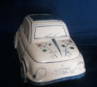 500a, Macchina e Moto, Ceramiche Caruso