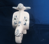 vespa3, Macchina e Moto, Ceramiche Caruso