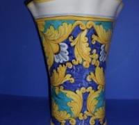 cilindrico-ond.-colorato-225x300  Ceramiche Caruso Giuseppe, Ceramiche Caruso Santo Stefano di Camastra