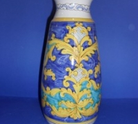 vaso-1-colorato-225x300  Ceramiche Caruso Giuseppe, Ceramiche Caruso Santo Stefano di Camastra